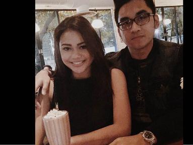 Pria bernama Tommy Rumengan beberapa kali memposting fotonya bersama Aurel Hermansyah ke akun Instagram-nya. (instagram.com/tommyrumengan)