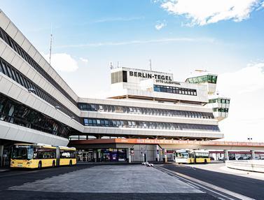 Jerman Akan Tutup Bandara Tegel Akibat Pandemi Covid-19