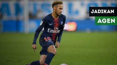 Berita video para pesepak bola yang menjadikan ayahnya sebagai agen, salah satunya adalah Neymar. Lalu siapa lagi?