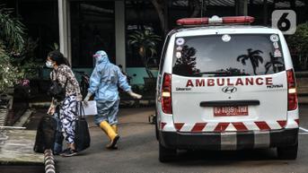 Kasus Aktif Covid-19 di Jakarta Tersisa 1.972 Orang, Positivity Rate 0,9 Persen