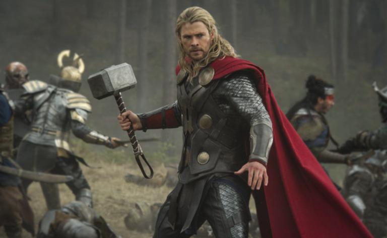 Chris Hemsworth telah melakoni Thor dengan pesonanya yang tak terkalahkan hingga seolah menyatu dengan dirinya [Foto: Marvel].