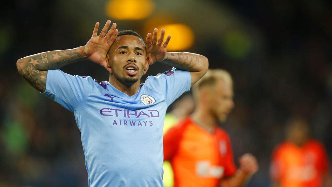 Bayern Munchen Incar Sane, Manchester City Tawarkan Gabriel Jesus