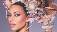 Kim Kardashian. (Instagram/ kimkardashian)
