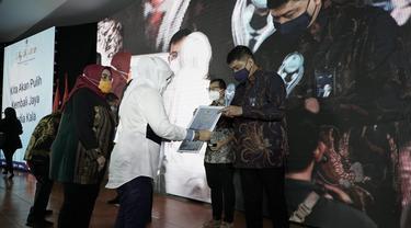 Zero Accident Selama Pandemi Covid-19, Telkom Raih Penghargaan dari Kemnaker