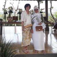 Pemilik Brand Bianti Bag Tantri Onny Bianti dan Designer Bianti Bag Verry Yuliana/copyright Fimela