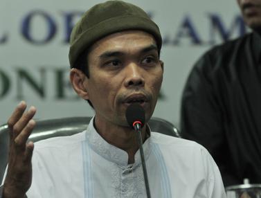 Ustaz Abdul Somad Beri Klarifikasi Terkait Video Ceramahnya