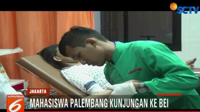 Seluruh korban merupakan sebagian dari 99 Mahasiswa dan Dosen Universitas Bina Darma Palembang.