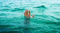 Ilustrasi wisatawan yang tenggelam di Pantai Anyer. (forum.bodybuilding.com)