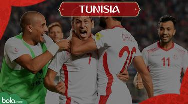 Berita Video Profil Tim Piala Dunia 2018, Tunisia