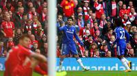 Liverpool vs Chelsea menyajikan laga yang menarik, namun tak satupun dari para pemain yang memperlihatkan aksi menonjol.