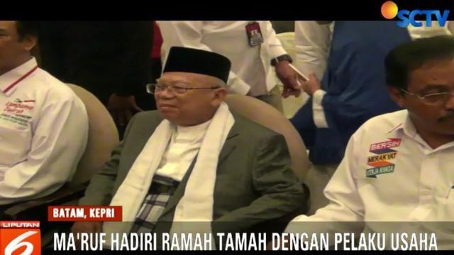 Ketua TKD Kepri Soerya Respationo sendiri optimistis target 70 persen suara akan tercapai.