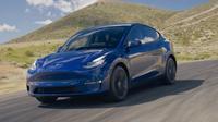 Tesla Model Y memasuki pasar Amerika Serikat dengan harga mulai USD39 ribu. (Tesla)