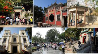5 Tempat Gratis Wajib Dikunjungi di Macau