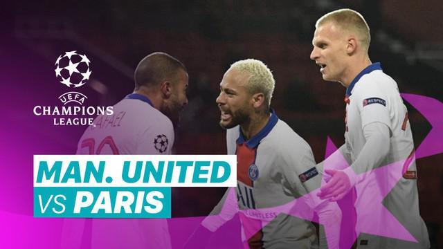 Berita video beragam momen yang terjadi saat PSG mengalahkan Manchester United pada matchday 5 Grup H Liga Champions 2020/2021, Kamis (3/12/2020) dinihari WIB.