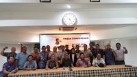 Reza Rajasa Resmi Mendaftarkan Diri Jadi Calon Ketum PGI DKI Jakarta