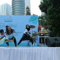 Ratusan 'Kartini' Andalan Meriahkan Andalan Freshtival di GBK