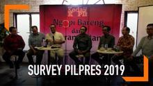 Berbagai hasil survey membuat kubu Prabowo-Sandi yakin dapat memenangkan pilpres dengan elektabilitas mencapai 65 persen.