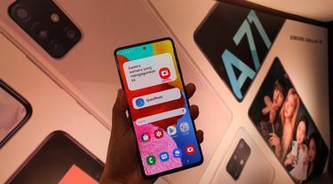 Galaxy A51 dan Galaxy A71