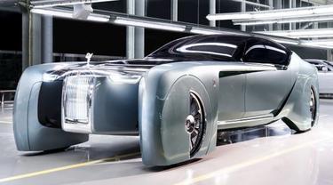 Rolls-Royce Siap Luncurkan Mobil Listrik Baru (Paultan)
