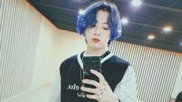 Jungkook BTS. (Tangkapan Layar Twitter @BTS_twt)