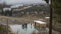 Pemukiman Amona di Tepi Barat pada 2016 (AP)