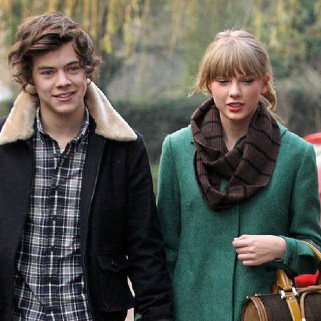 Pacaran Dengan Taylor Swift Harry Styles Hubungan Yang Berat Showbiz Liputan6 Com