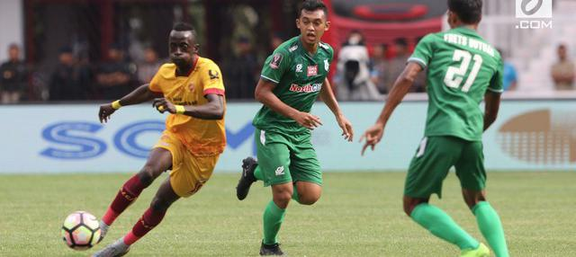 Sriwijaya FC berhasil mengalahkan PSMS empat gol tanpa balas. Pencapaian tersebut membuat Laskar Wong Kito meraih Juara 3 Piala Presiden 2018.