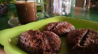 Dange, salah satu kue khas di Kabupaten Pangkep yang menyimpan cerita unik (Liputan6.com/ Eka Hakim)