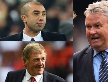 Caretaker Sukses di Premier League