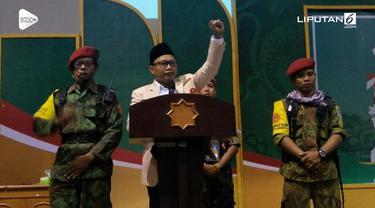 Muktamar ke-XVII Pemuda Muhammadiyah telah memilih Sunanto sebagai ketua umum baru menggantikan Dahnil Anzar.