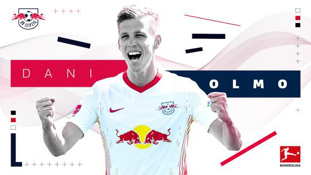 Berita Video Melihat Aksi Berkelas dari Pemain RB Leipzig, Dani Olmo di Bundesliga Musim Ini