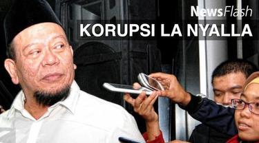 Tersangka kasus dugaan korupsi dana hibah Kadin Jawa Timur La Nyalla Mattalitti mengaku, tidak mengetahui perkara dugaan korupsi proyek pengadaan alat kesehatan Rumah Sakit Universitas Airlangga.
