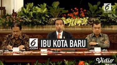 Presiden Jokowi secara resmi mengumumkan pemindahan Ibu Kota negara ke Pulau Kalimantan Timur. Jokowi juga menjelaskan alasan pemerintah memindahkan Ibu Kota ke Kalimantan Timur.
