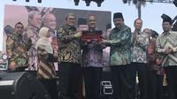 Peresmian penggabungan budaya Jawa Barat (Jabar), Daerah Istimewa Yogyakarta (DIY), dan Jawa Timur (Jatim) ini dilakukan di Bandung, Jawa Barat, pada Jumat (11/5/2018).