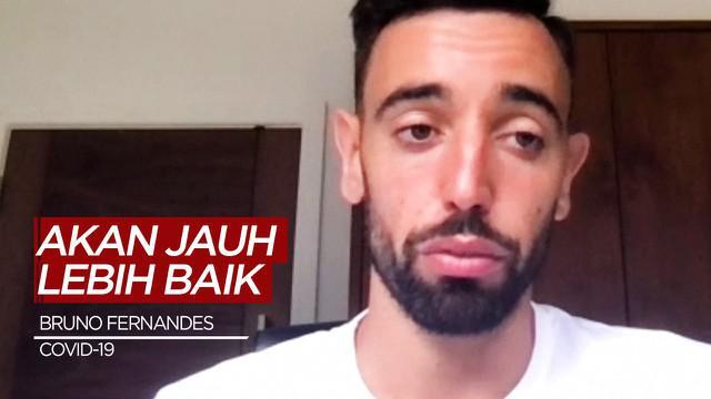 Berita Video, Komentar Bruno Fernandes Mengenai Hadirnya Dua Pemain Baru Bagi Masa Depan Manchester United