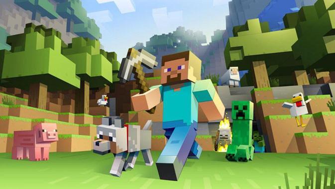 Minecraft. (Doc: Microsoft)