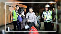 Jajaran Polda Metro Jaya menggelar razia mengantisipasi tawuran saat Sahur on the Road. (polri.go.id)