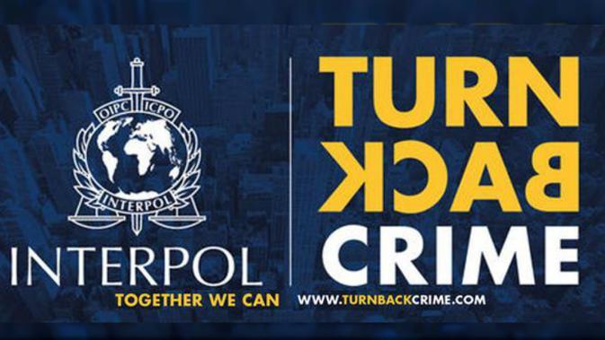 Logo Interpol. (Justice.gov/Interpol Washington)