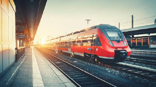 Ilustrasi kereta api (iStock)