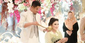 Adly Fairuz dan Angbeen Rishi (Instagram/angbeenrishi)