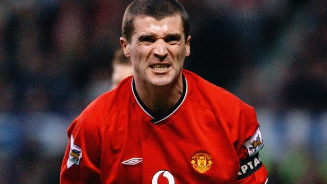 4 Serangan Roy Keane untuk Manchester United - Bola Liputan6.com