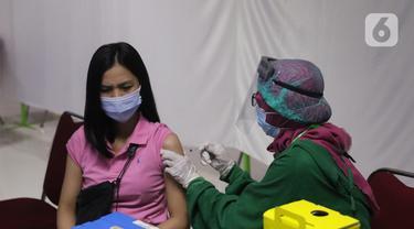 Target Vaksinasi COVID-19 Terus Dikejar