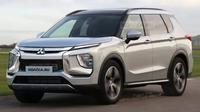 Mitsubishi Outlander 2020. (Autonews Europe)