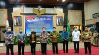 PT Pertamina (Persero) gandeng Pemerintah Daerah melakukan optimalisasi aset di Kawasan Kenten, Palembang Sumatera Selatan.