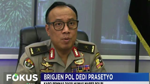 Mabes Polri akan melakukan tindakan hukum pada para pemilik akun jika terus menyebarkan berita bohong terkait bencana tsunami di Banten dan Lampung.