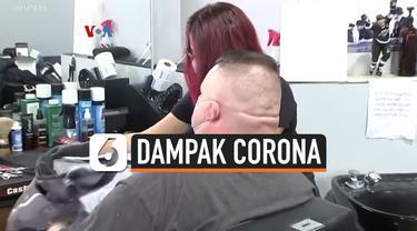 dampak corona
