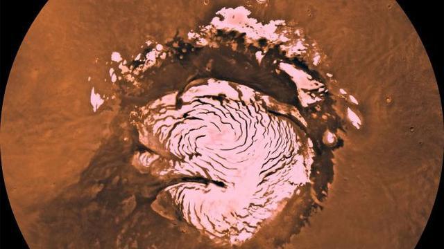 Kutub Utara Mars