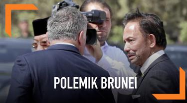 PBB mendesak Pemerintah Brunei untuk membatalkan hukuman rajam hingga mati bagi warga LGTB di negaranya.