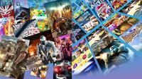 Deretan gim klasik Gameloft yang rilis kembali di Android. (sumber: Gameloft)