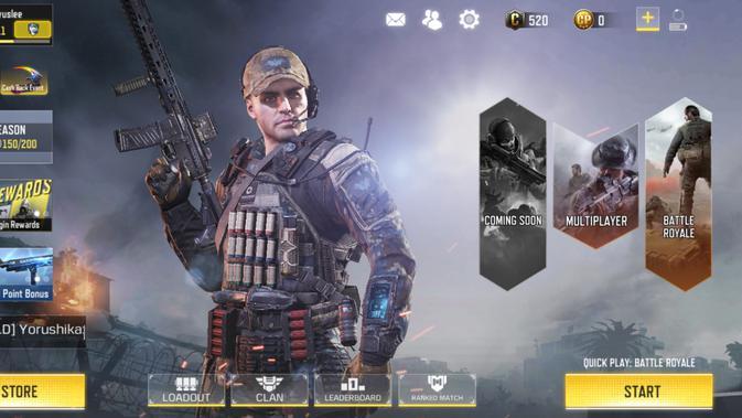 Call of Duty: Mobile (screenshot)